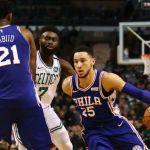 Ben Simmons y Donovan Mitchell encabezan equipo All-Rookie de la NBA