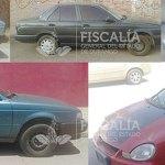 Cinco carros robados recupera la PID
