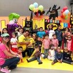 Jeshua Espinoza Solís celebró a lo grande su cumpleaños