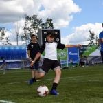 Dos niños panameños participarán en evento 'Football for Friendship' en Rusia