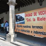 Inician huelga de hambre desalojados de La Rielera