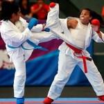 Karatecas dan a Perú sus dos primeros oros en los Juegos Suramericanos