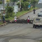 "Manifestantes son agredidos por ""turbas"" oficialistas en Nicaragua"