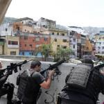 Mueren cuatro supuestos narcos en una operación policial en Río de Janeiro