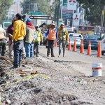 Avanzan mejoras viales en bulevar Domingo Arrieta