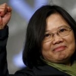 Presidenta taiwanesa pide diálogo con China para evitar conflicto bilateral