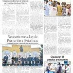 Edición impresa del 8 de junio del 2018
