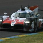 Alonso marca el mejor tiempo en la jornada de pruebas en Le Mans