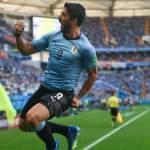 Luis Suárez llega a los cien partidos con la selección