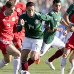 México se despide de su afición con una prueba frente a Escocia