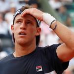 Se interrumpe por la lluvia el partido entre Nadal y Schwartzman