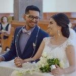 Enlazan su vida ante Dios Nayelli y José Alfredo
