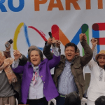 Excandidata a Vicepresidencia de Colombia apoya a Petro para segunda vuelta