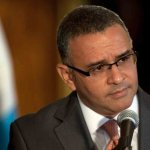 Fiscalía salvadoreña pide extradición de expresidente Funes desde Nicaragua