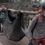 Identifican a otras 3 víctimas mortales del Volcán de Fuego en Guatemala