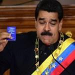 "Maduro llama ""culebra venenosa"" al vicepresidente de EE.UU., Mike Pence"