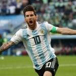 """Messi: """"Estábamos convencidos de que lo íbamos a hacer"""""""