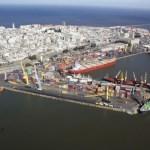 Puerto de Montevideo movilizó 21 % más de mercaderías en el primer trimestre