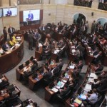 Senado colombiano aplaza debate de proyecto que reglamenta justicia de paz