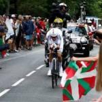 Dumoulin impone su ley en la crono, Thomas virtual ganador y Froome tercero