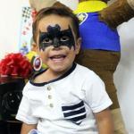 Ángel Daniel festejó su tercer cumpleaños al estilo de la patrulla canina