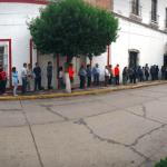 Inició la elección México 2018 bajo los mejores augurios, con largas colas en muchas casillas