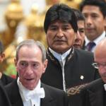 """Evo Morales pide a México mirar al sur para enfrentar juntos al """"imperio"""""""
