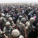 Guardias turcos matan a tres sirios que intentaban cruzar frontera, según ONG