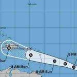 La tormenta tropical Beryl se disipa justo antes de llegar al Caribe