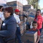 Asegura DIF alimentación para 50 mil familias