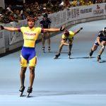 Colombia cosecha los últimos 4 oros del patinaje de velocidad de Barranquilla