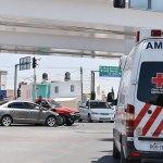 Piden se respete paso de ambulancias de Cruz Roja
