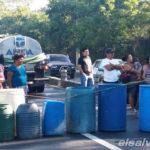 El Salvador declarará emergencia por corte agua que afecta un millón personas