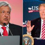 López Obrador no habló del muro con Trump y dice que hay temas prioritarios
