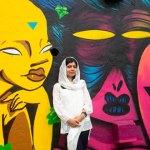 Malala celebró su cumpleaños número 21 en el cerro de Pan de Azúcar en Río