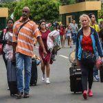 Más de 100 inmigrantes venezolanos se instalan en el noreste de Brasil