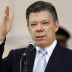 Santos rechaza la situación que viven Venezuela y Nicaragua