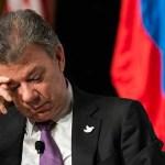 Presidente Santos se declara preocupado por amenazas de muerte a periodistas