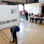 Reporta INE jornada electoral tranquila