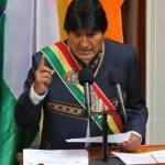 """Morales defiende su cuestionada propuesta de ley contra """"confesos mentirosos"""""""