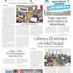 Edición impresa del 24 de mayo del 2018