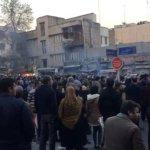 La resistencia iraní cifra en 50 los muertos en la represión de las protestas