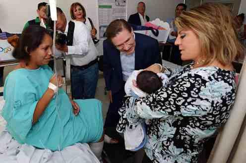 Cuna, primer abrazo para bebés