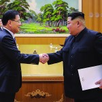 Representantes de las dos Coreas se reúnen para preparar próxima cumbre