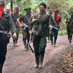 Tres policías, un militar y dos civiles secuestrados por el ELN en Colombia