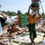 Un nuevo terremoto de magnitud 6,9 sacude la isla indonesia de Lombok
