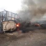 Identificadas las 5 víctimas del horripilante choque de anoche en el entronque a Sapioris