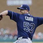 2-4. Cobb domina en la lomita y da victoria a los Orioles