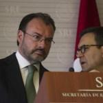 Ministros mexicanos viajan a Washington para revisar avances de TLCAN