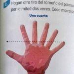 """""""Error de dedo"""" mano con 6 dedos"""